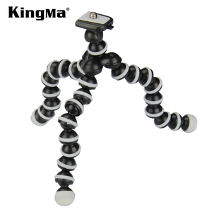 KingMa Small Size Portable Smartphone Cellphone Flexible Mini Camera Tripod Manufacturers for Gopro Camera