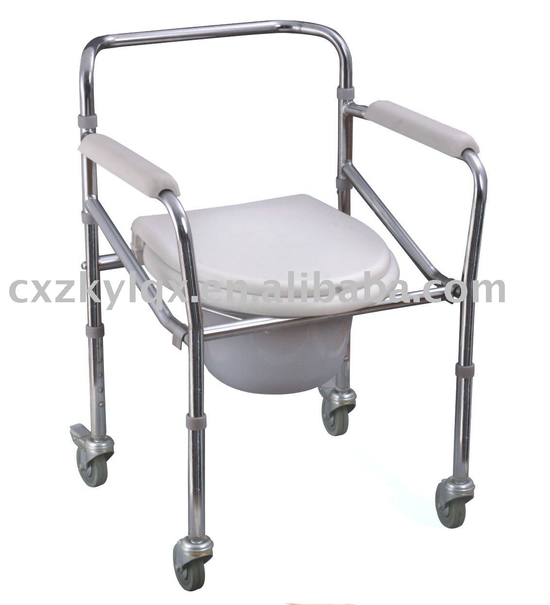 Good Selling Commode Toilet Chair - Buy Folding Toilet Chair ...