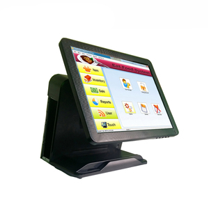 Compos Windows 7 pos system all in one touch pos with cheap price in supermarket POS1618