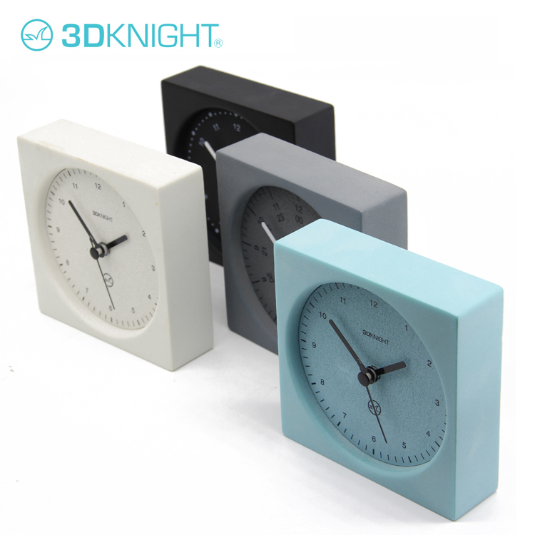 106 x 106 mm square cement home time clock square