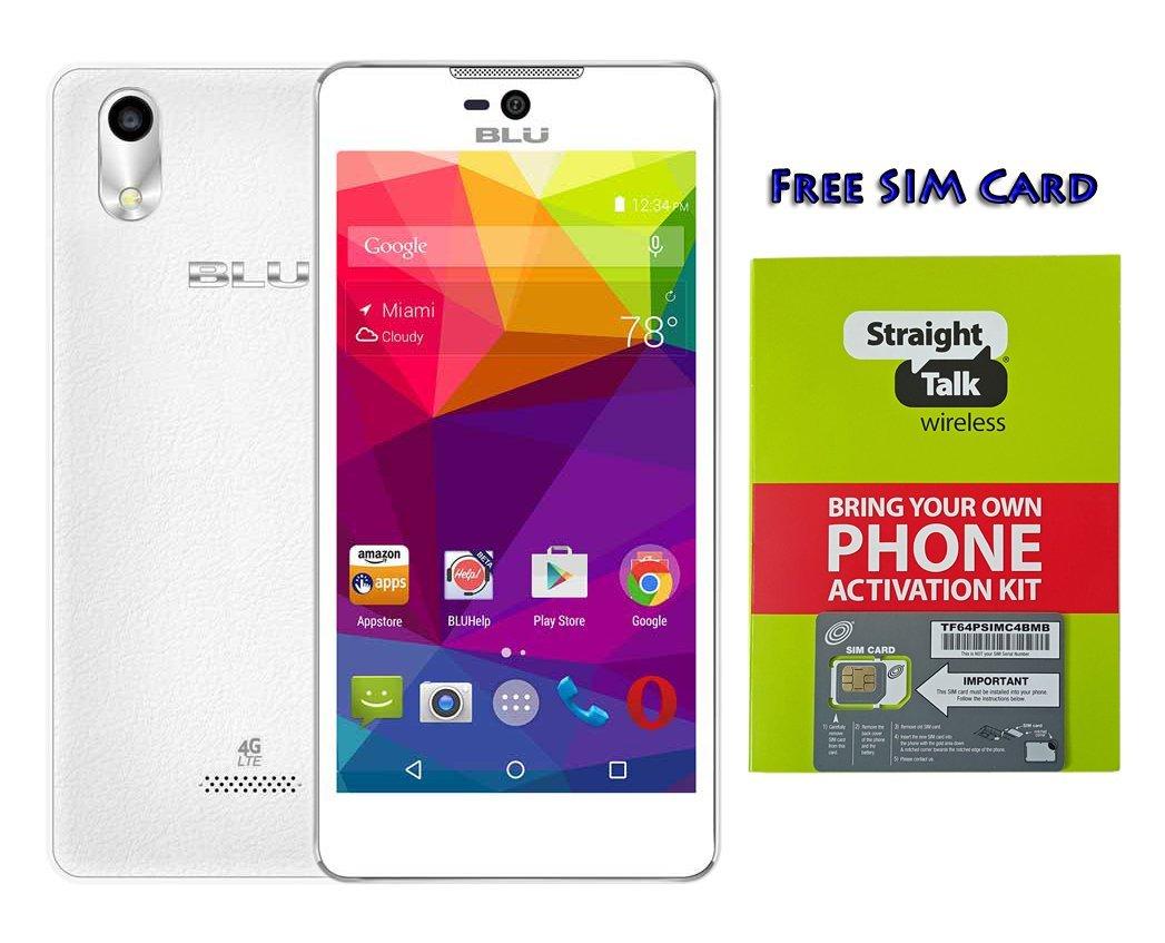 Buy Straight Talk Unlocked Phone Touch Android 6 0 Fingerprint