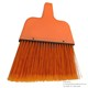 HQ0133A long bristle garden cleaning hand plastic angle broom