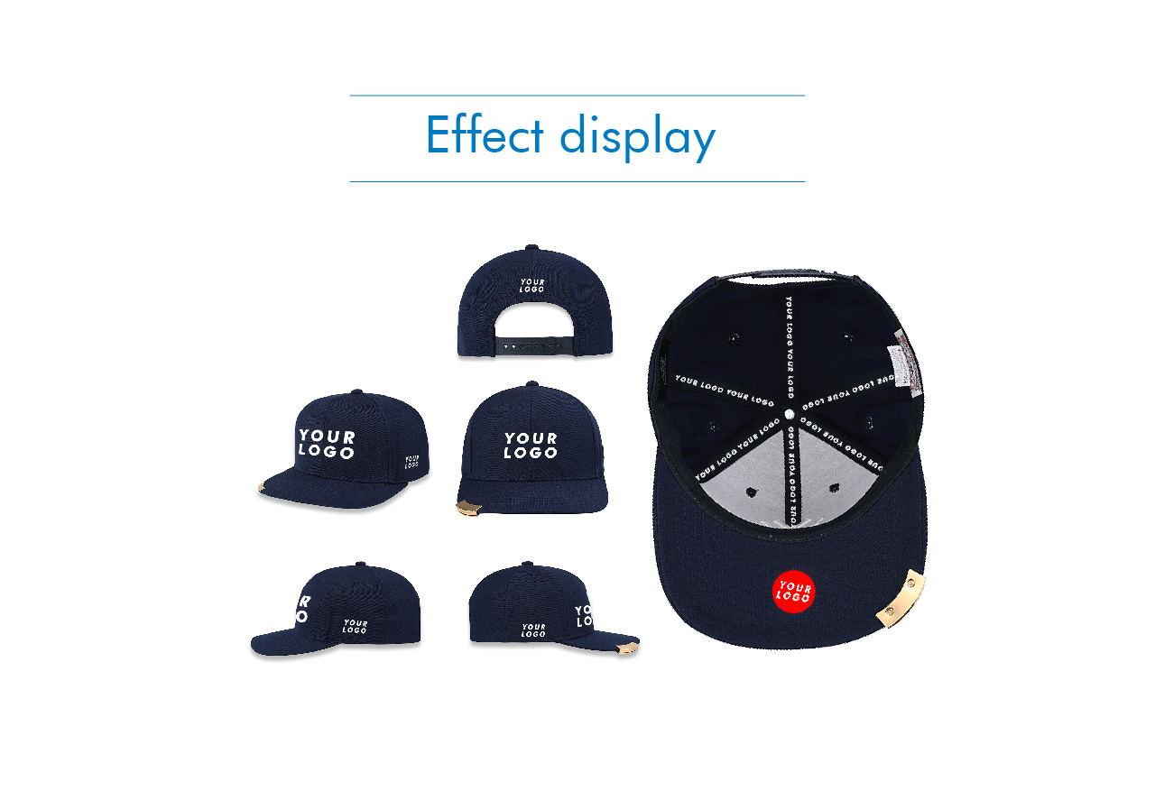 dc99e5eb5 Custom Logo 6 Panel Flat Bill Mesh Trucker Fitted Cap Flexfit Hat - Buy  Cheap Fitted Cap With Customized Woven Label,Flat Visor Elastic Flexfit ...