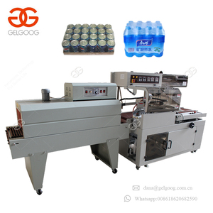Factory Direct Sale Small Boxes Heat Wrap Shrinking Machinery Film Shrink Wrapping Machine For Books