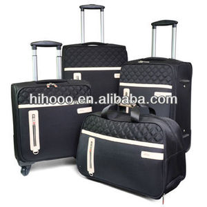 classic luggage set 4 in 1