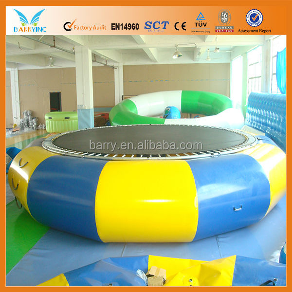 Inflatable water launch pad for sale