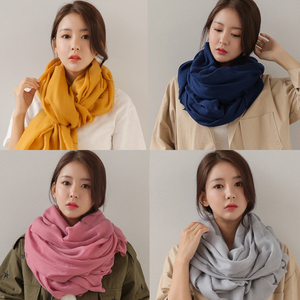 2018 Cheap Fashion Chunky Acrylic Knitted Snood