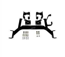 """JAKE's 5"""" Drop Axle Lift Kit for 2001 & Up EZGO 1200 Workhorse Golf Cart"""
