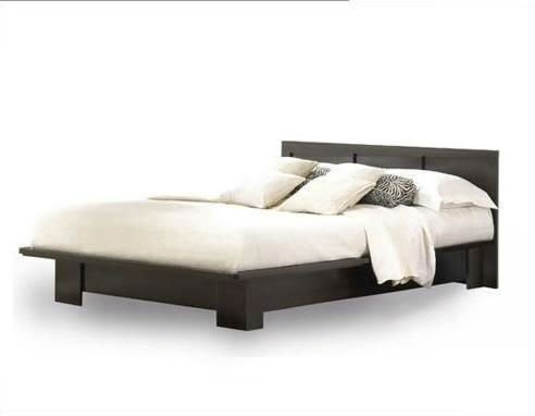 Japanese Bed Promesse Hardwood Made