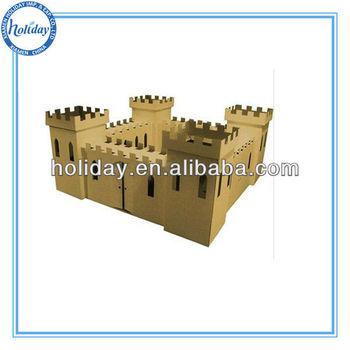 Papel Castillo Castillo Para Juguete Torre On Niños Cartón Cartón castillo Product Del Buy cartón Torre De papel eWDEbH29IY