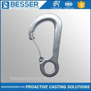 TS16949 304 lost wax castings 2Cr13 stainless steel wax lost precision castings plant