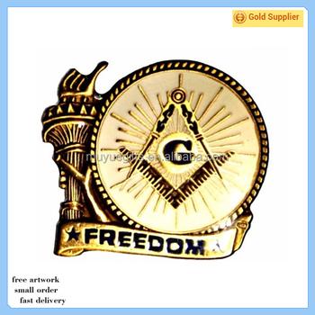 Custom Round Design Metal Blank Antique Masonic Lapel Pins - Buy Lapel  Pins,Masonic Lapel Pins,Antique Masonic Lapel Pins Product on Alibaba com