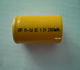 nicd sub c battery 2100mah 1.2v SC 2.1Ah ni-cd cell
