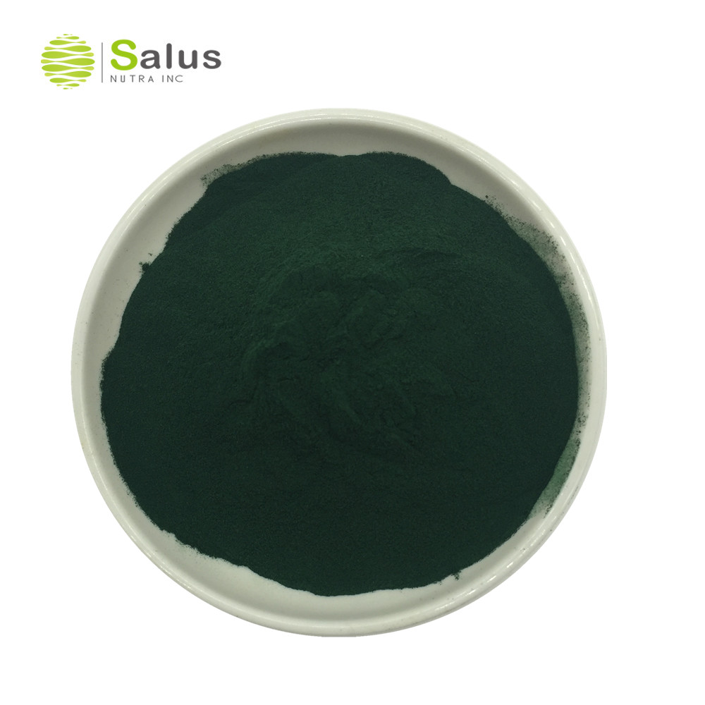 Natural 250mg Chlorella tabletas
