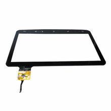 Custom 8 inch G+G IIC interface capacitive touch panel