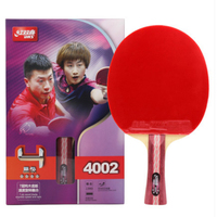 Original DHS 4002 4006 4 stars pimples in rubbers ping pong racquet rackets table tennis bat