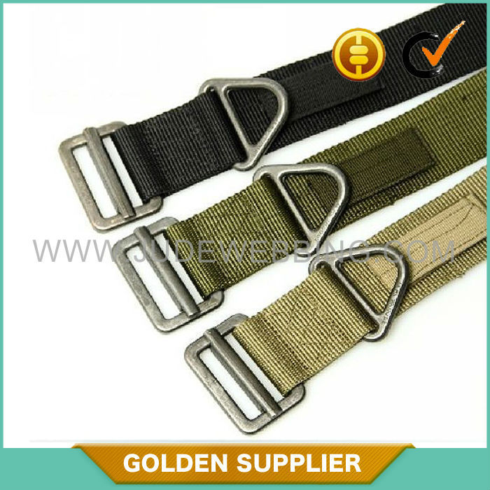 quick release factory custom tactical cotton belt keeper