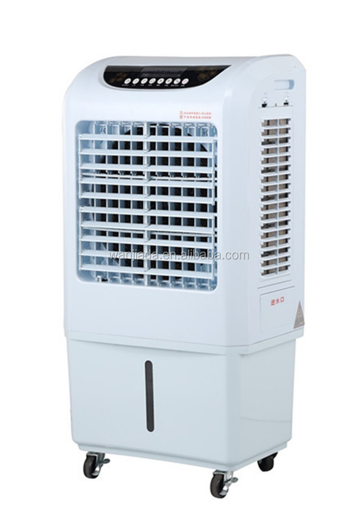 2015 latest portable air cooler, LED display, Large wind, for commercial/home use