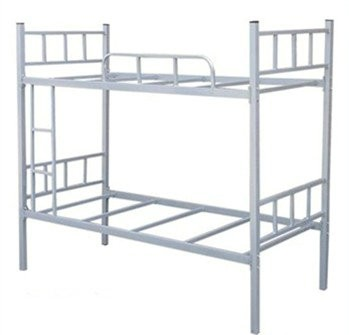 Classical School Furniture Type Cheap Double Decker Metal