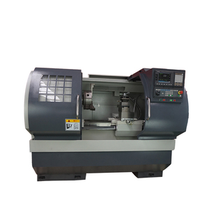 High Precision Wheel Repair Machine Alloy Rim Repair Lathe AWR2840