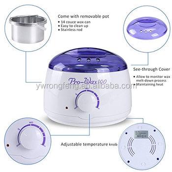 Pro Wax100 Waxing Kit Electric Wax Warmer Portable Hair Removal