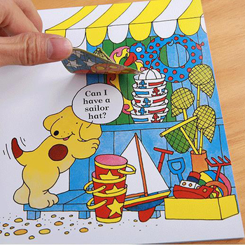 best quality full color children storybook baby children's board book printing