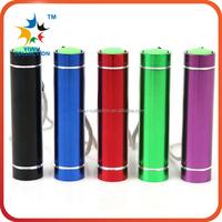 Mini usb Adjustable Length Aluminum LED Maglite Torches