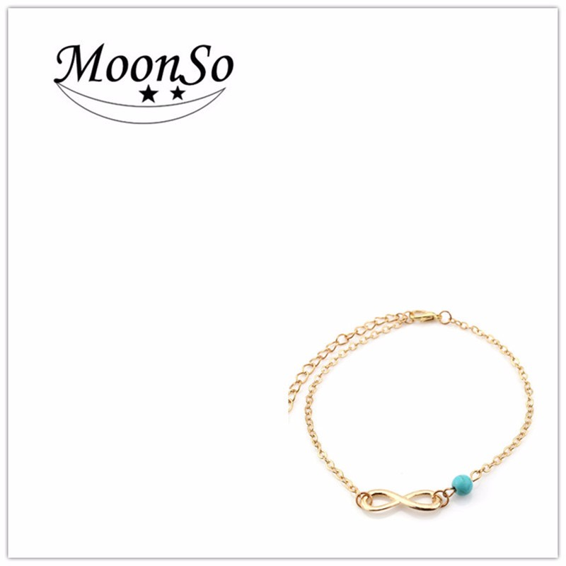 colour bracelet color braided custom friendship narrow woven thin simple anklet own pin your choose ankle knot band