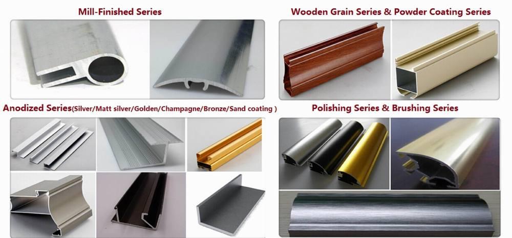 Leading Aluminum Profile Manufacturer Of China/nigeria Market ...