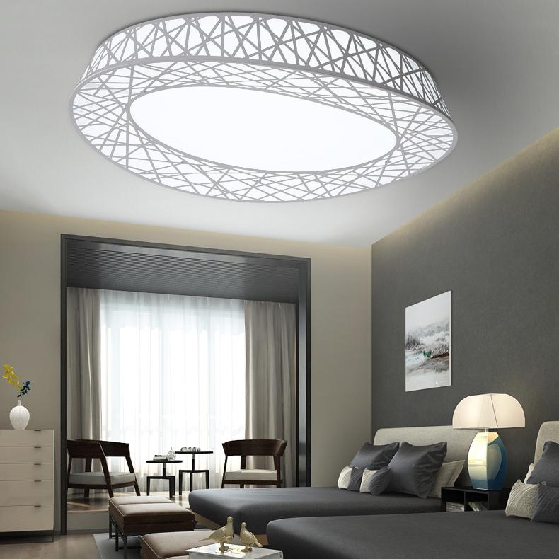 HOT nest LED plafondlamp ultra stijlvolle moderne minimalistische ...
