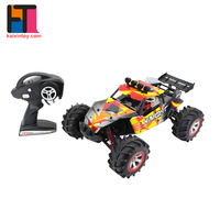 2.4g professional 4wd 1:12 scale high speed rc car toy on land and water for wholesale