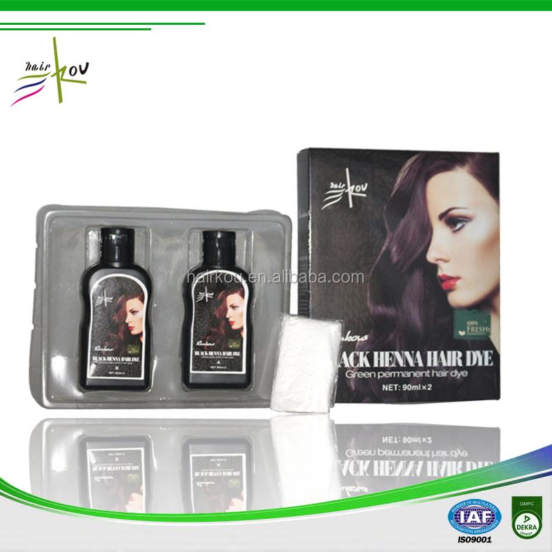 Hair Black Darkening Shampoo/black Hair Dye Temporary Hair Dyes ...