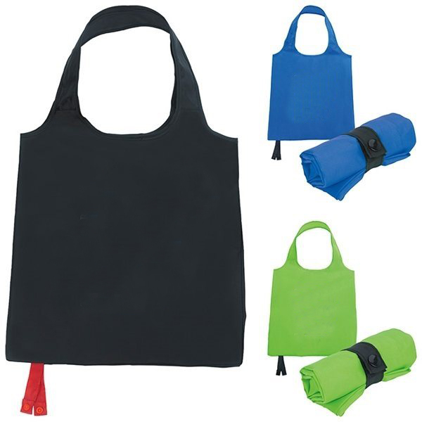 Blank nylon foldable recycle pp shopping bag