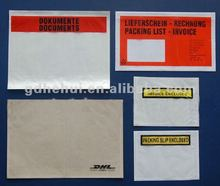 Invoice Pouch Invoice Pouch Suppliers And Manufacturers At Alibabacom - Invoice enclosed pouches