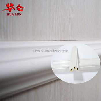 Wonderful Interior Wpc Pvc Trim Mouldings For Wall, Custom Pvc Decorative Strip Crown  Molding