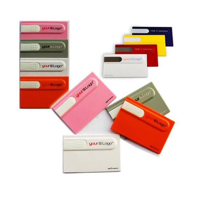 2018 hot new products promotional gift pvc business card usb flash drive manufacturer with competitive price - USBSKY | USBSKY.NET