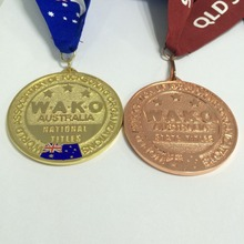 same design change the background color or plating for race that each stage medal is different