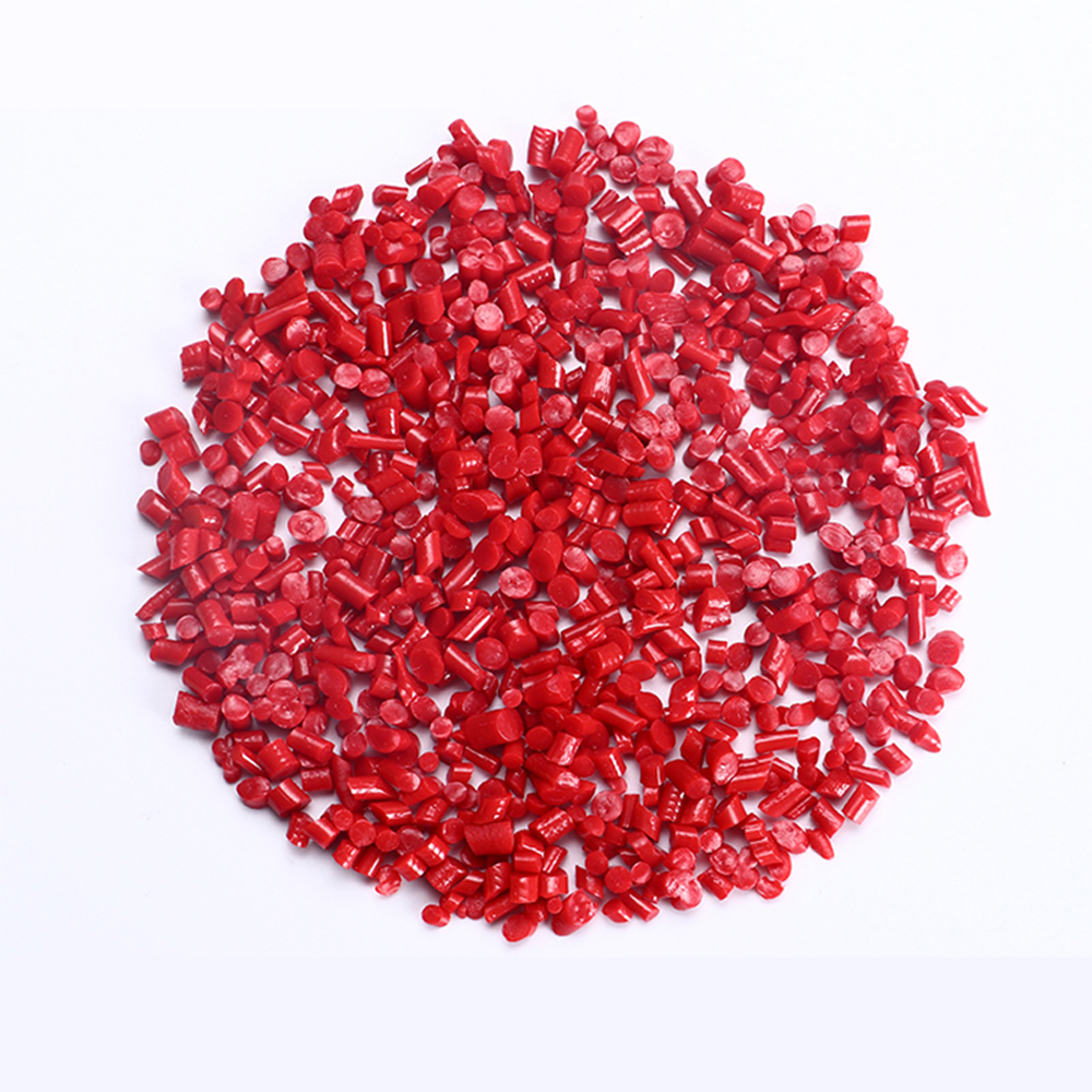 Hot sale mazarine recycled virgin plastic granules for shoe