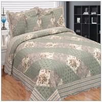 Polyester bedsheet/mattress/quilt 3D disperse printed fabric peach skin fabric bed sheet fabric bedding