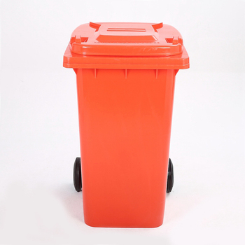 Wholesale Colorful Waste Recycle Bin, Red Waste Bin/