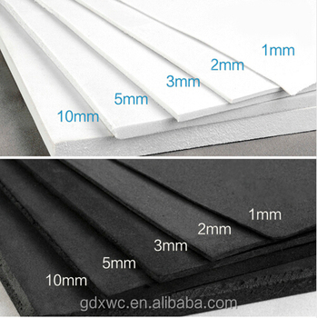 Multicolor Different Thickness 1mm 2mm 3mm 5mm Eva Pe Foam