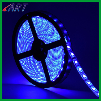 5050 super brightness 25lm/led led motion sensor led strip light CE,RoHS 2 years warranty