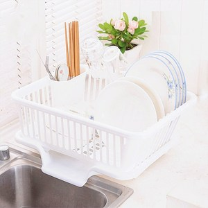 High Quality Plastic Kitchen Dish Plate Rack Holder