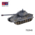 2.4 G light music spraying remote control tank toys