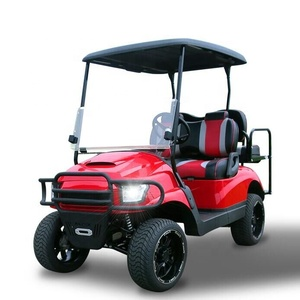 Road legal golf cart battery mini electric vehicle