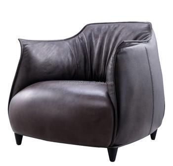2017 new design living room sofa leather single sofa designs sofa set