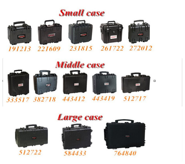 Video Camera Case / Shipping Flight Travel Case/ Foam Padded Hard ...