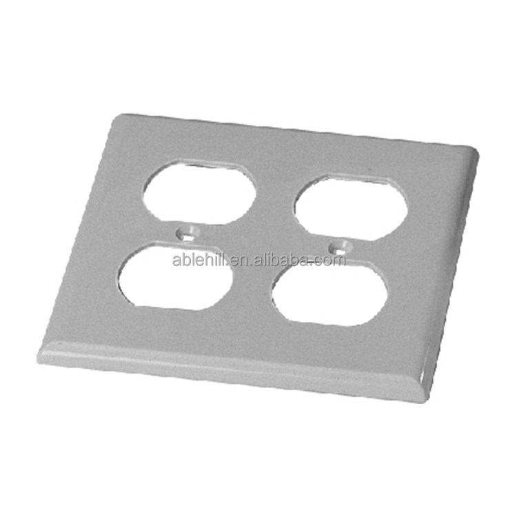 OEM Custom License Decorative Wall Switch Outlet Cover Plates