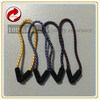 GZ-Time Factory Customized key locking zipper puller head with string,garment plastie string zipper silder head