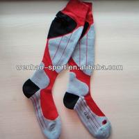 China Custom Ski Sock Manufacturer No Minimum